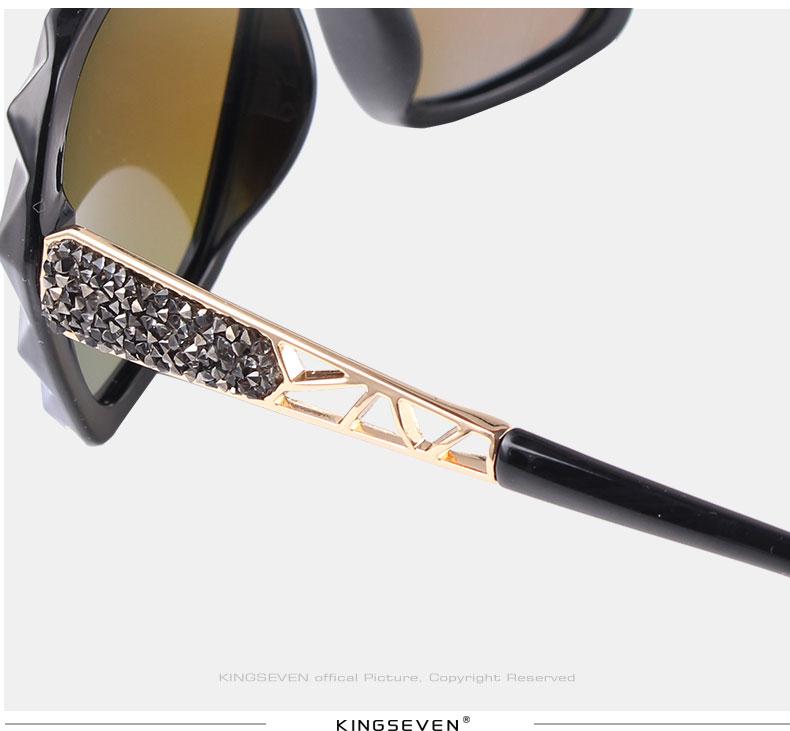17 Fashion Brand Designer Butterfly Women Sunglasses Female Gradient Points Sun Glasses Eyewear Oculos feminino de sol N7538 16