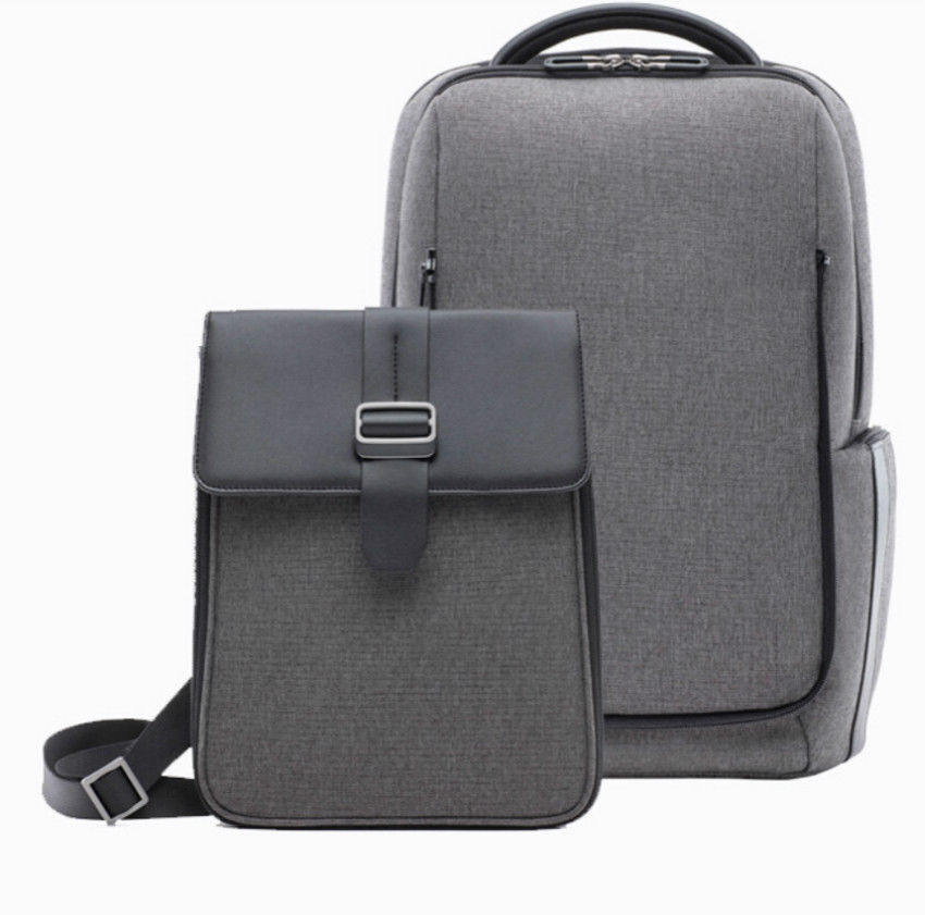 Original Xiaomi Backpack 15 6 Inch 2 In1 for Laptop Macbook Travell Bag Briefacase Case