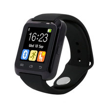 NEW U80 Bluetooth Smart Watch android for iPhone IOS Android Smart Phone Wear Clock Wearable Device Smartwach PK U8 GT08 DZ09