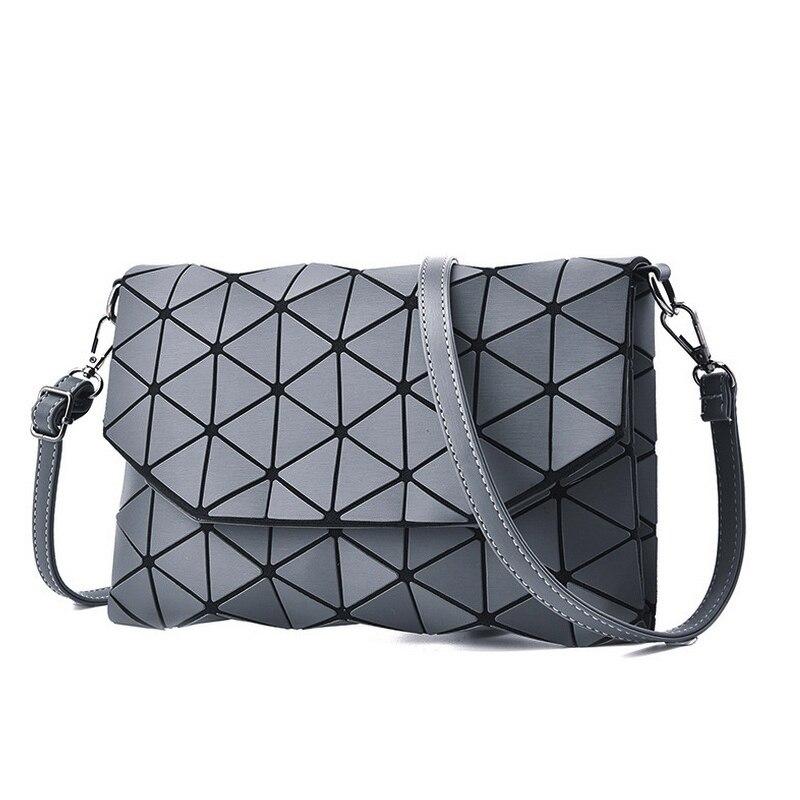 4a169bf5842b Matte Designer Women Evening Bag Shoulder Bags Girls Bao Bao Flap Handbag  Fashion Geometric BaoBao Casual Clutch Messenger Bags - TakoFashion -  Women s ...