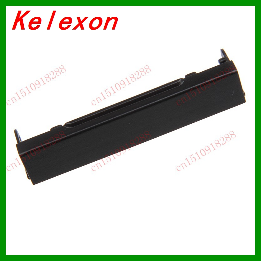 2pcs HDD Hard Drive Caddy Cover for Dell Latitude E6510 with Screws