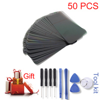 50 PCS LCD Filter Polarizing Films for iPhone X