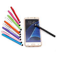 Fashion Babysbreath Universal Tablets Pen Touch Capacitance Screen Pen Stylus For iPhone iPad Samsung Phone Tablet PC