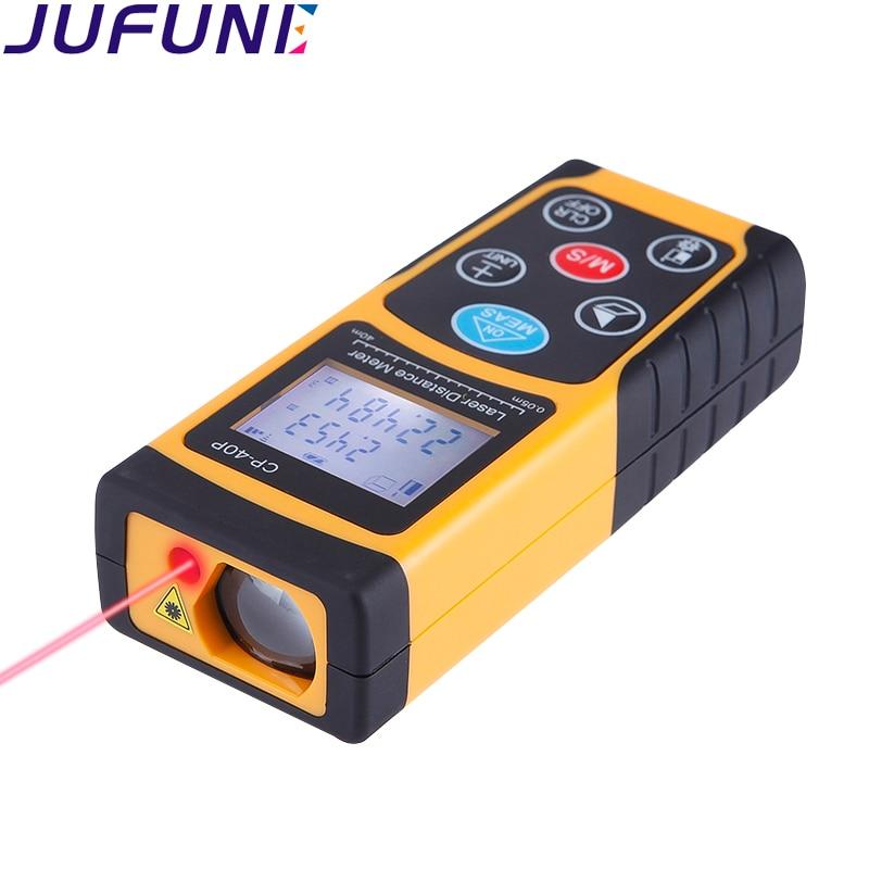 Jufune CP-40P 40m mini lézer távolságmérő digitális - Mérőműszerek - Fénykép 3