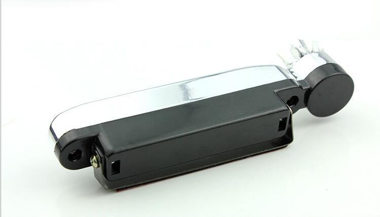 2pcs 8 x LED Automotive grid personality wireless wind lamp styling. for Honda SPIRIOR CIVIC ODYSSEY HR-V CR-V ACCORD STICKER ветровик rein для honda cr v iii 2006 2012 кроссовер на накладной скотч 3м 4 шт