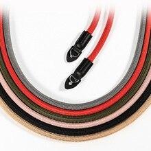 10 шт./лот нейлоновый ремешок для камеры плечевой ремень шейный ремешок для беззеркальной цифровой камеры Leica Canon Nikon Olympus Pentax Sony