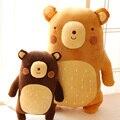 45/75 см Прекрасная пара симпатичные teddy bear плюшевые игрушки куклы кукла медведя подушка детская подарок на день рождения