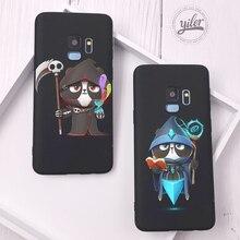 Cute panda For Case Samsung S10 Plus Coque for S10e Cases Galaxy S7 Edge S8 S9 plus