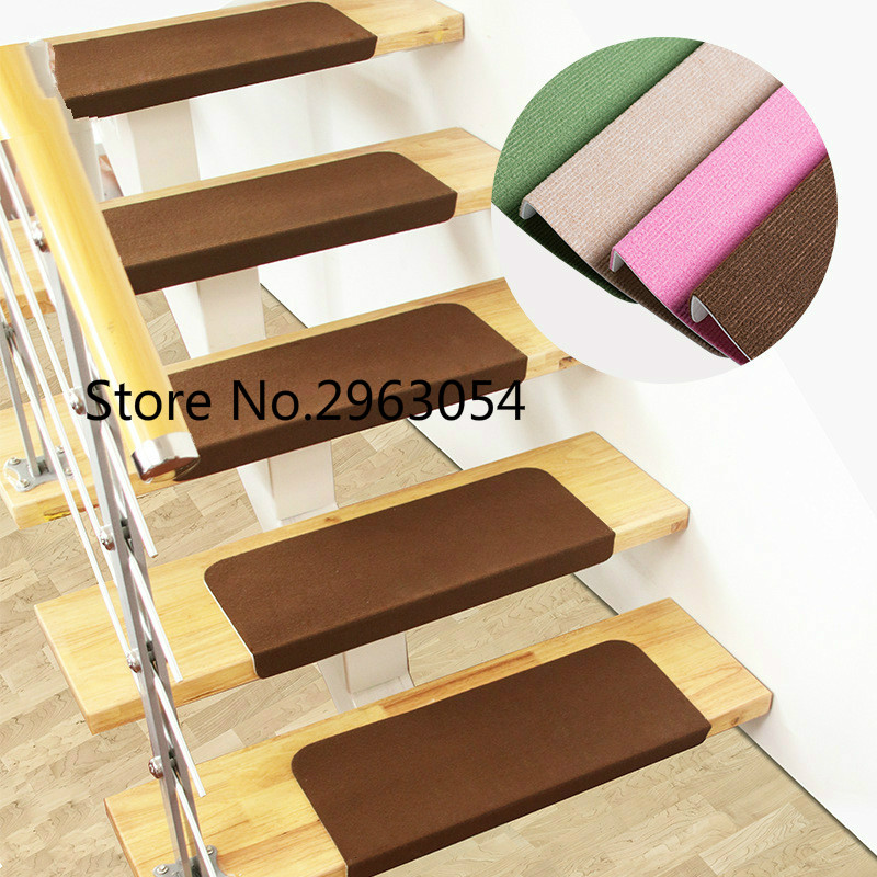Self Adhesive Stair Treads Rug Non Skid