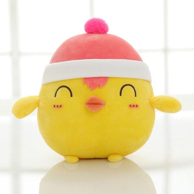 Cm Memakai Hat Ekspresi Anak Ayam Kuning Boneka Mainan Anak Anak Mainan Mewah Boneka