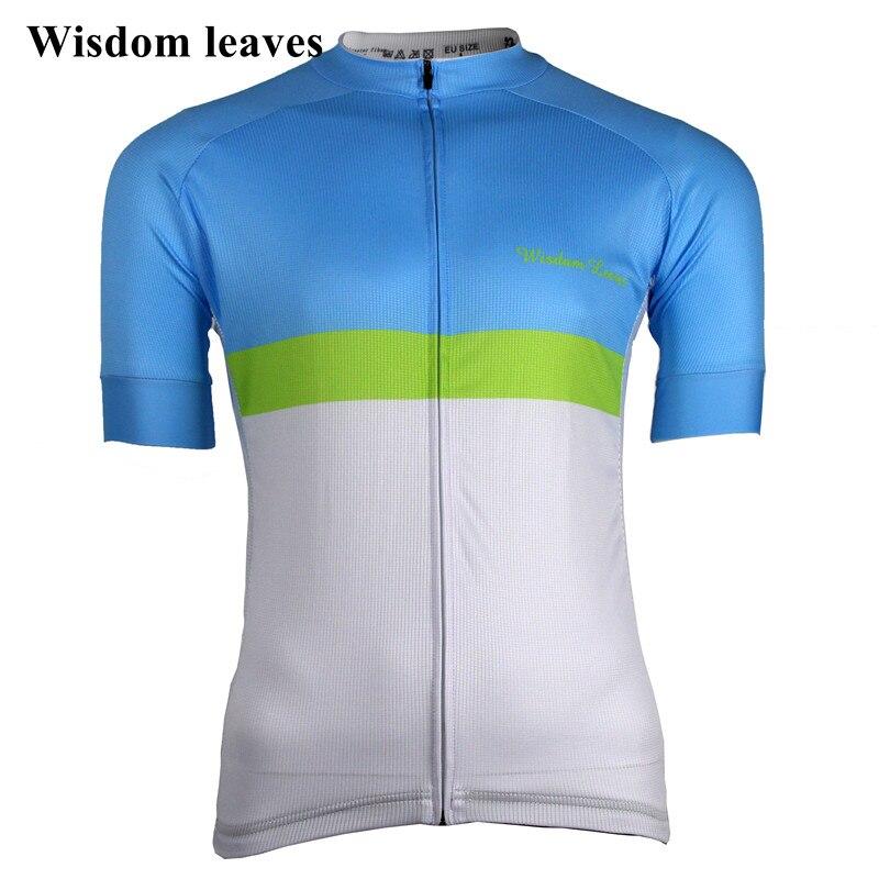 Folhas de sabedoria 2019 Homens ciclismo jersey t-shirt da roupa Das Mulheres camisa Da Equipe de ciclismo roupas bicicleta maillot ciclismo equipos ciclismo