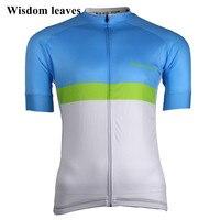 Wisdom leaves 2019 Для мужчин Велосипеды Джерси футболка roupa Для женщин кофта для велоспорта снаряжение для велоспорта команды Велосипеды одежда ве
