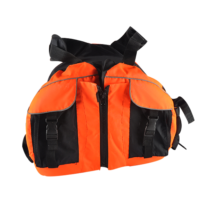 Outdoor Sports Fishing Life Vest Universal Andningsbar Simning Life Jacket Universal Life Safety Jacket