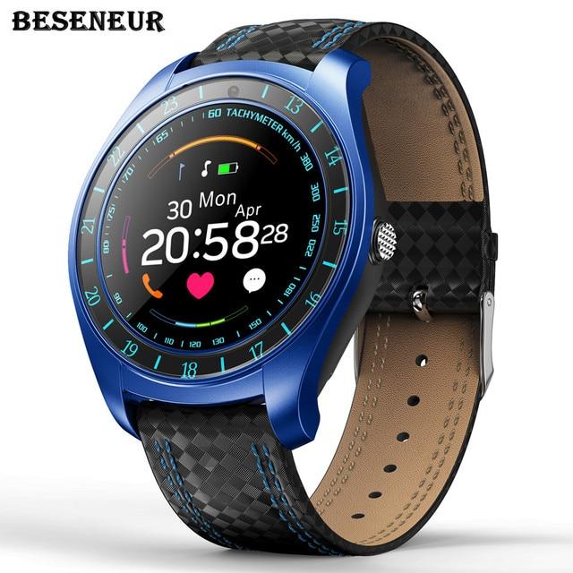 Beseneur Smart Watch V10 Support Sim Card Camera Bluetooth