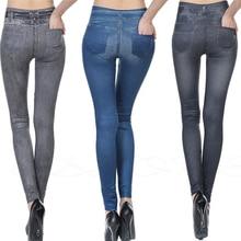New Fashion Leggings Jeans Denim Pants Spring Autumn