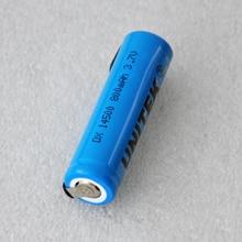 10-20 штук 3.7 В 14500 литий-ионная аккумуляторная батарея 800 mahaa-ионные ячейки с сварки вкладки контакты для электробритвы зубной щетки
