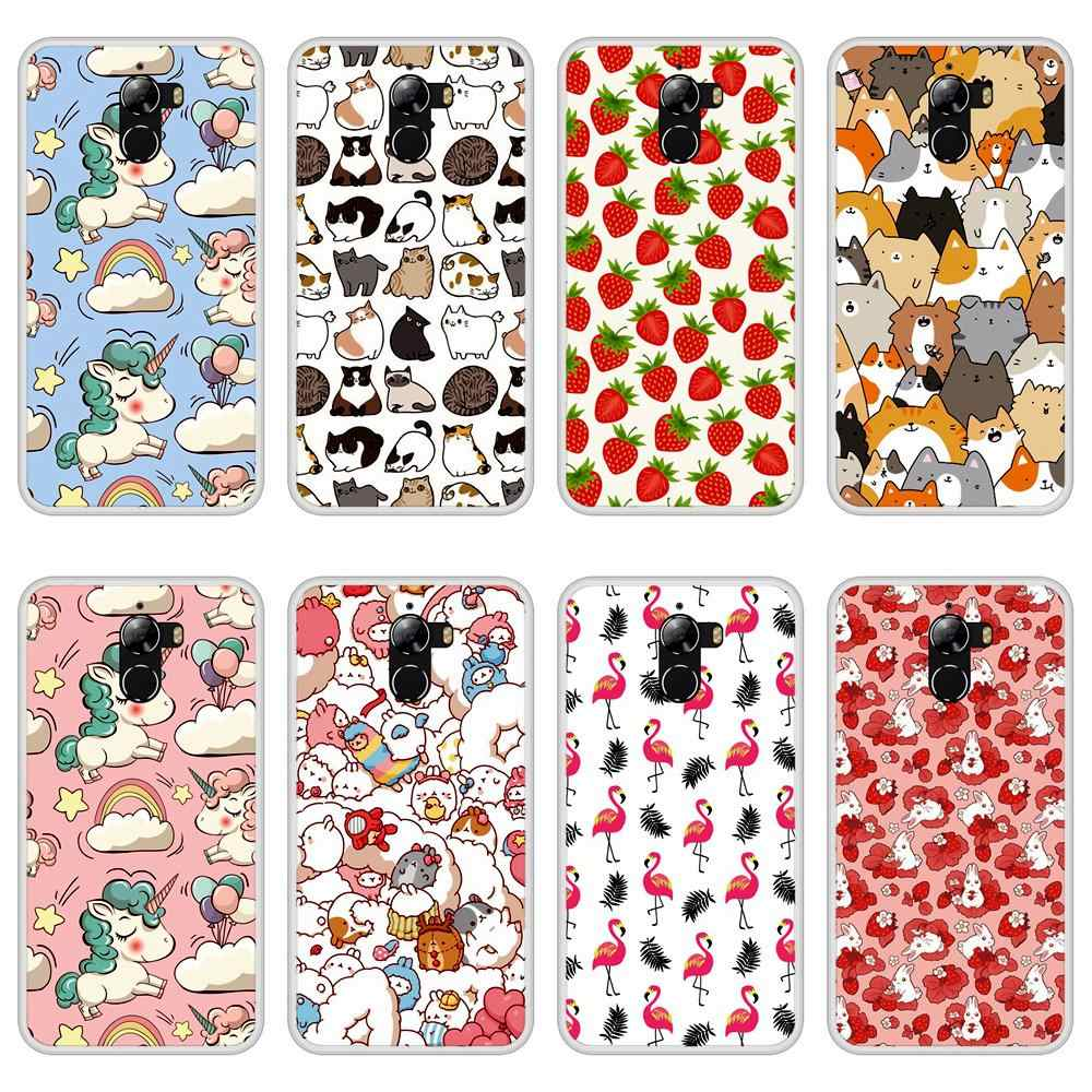 Phone Case for Wileyfox Swift 2 Soft Silicone TPU Cute Patterned Printing for Wileyfox Swift 2 Cases