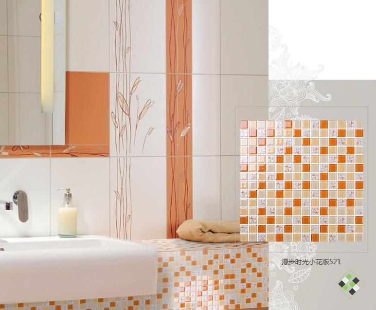 Bagno arancione foto piastrelle bagno arancione le - Magazzino della piastrella e del bagno firenze fi ...