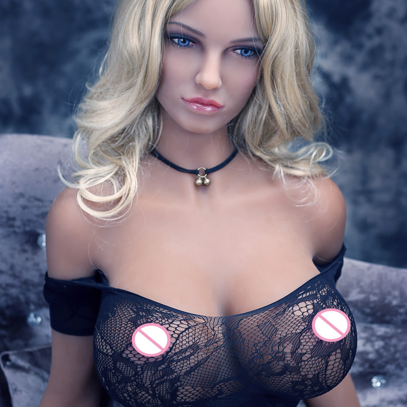 160cm Real Silicone Sex Dolls Full Size Mens Realistic Sex Doll Lifelike Europe Blond Blue Eyes LOVE Doll Real TPE Dolls160cm Real Silicone Sex Dolls Full Size Mens Realistic Sex Doll Lifelike Europe Blond Blue Eyes LOVE Doll Real TPE Dolls