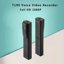 Discount! T190 Mini Camera Full HD 1080P H.264 Meeting Pen Camera Digital Micro Video Camera Mini DVR Camera Voice Recorder Espia