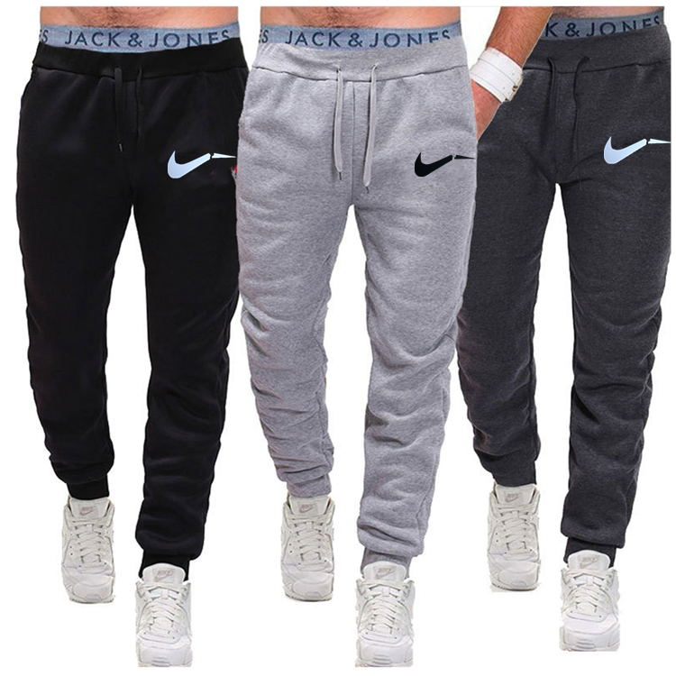 Men Sport Pants Joggers Training Gym Fitness Men Solid GYM Training Pants Jogging Pants Sportswear Autumn Winter Running Pants
