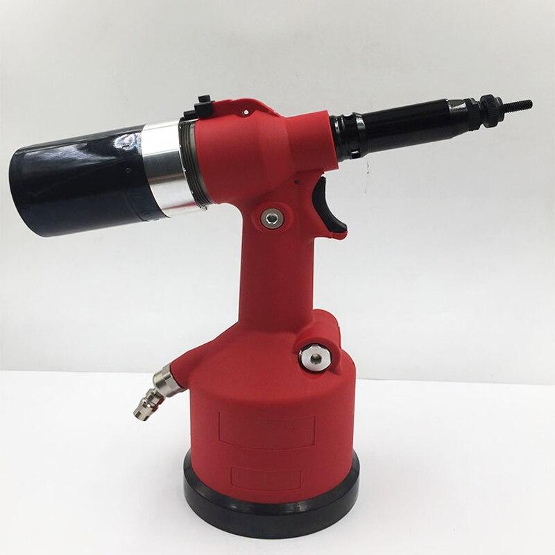MY 9802 Автоматический Пневматический клепальщик воздуха Заклепка гайка пистолет инструмент только для алюминиевых заклепок гайки