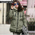 Maternity Winter Coat 2017 Solid Thicken Clothes For Pregnant Women Fashion Down Cotton Wadded Coat Women Parkas Chaqueta Mujer