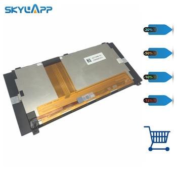 Skylarpu LCD display panel for GCX174AKM-T02 GCX174AKM - T02 F060000973613 86142-1 panel screen Free shipping