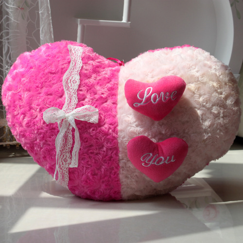 Buy 2015 new fashion heart pillow cushion for What to give girlfriend for valentines day