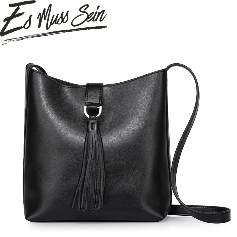 Le Grande Donna Borsa Bag Borse Donne Black Per Tote Genuino Di In Casual  Nappa Tracolla ... c38ffe85781