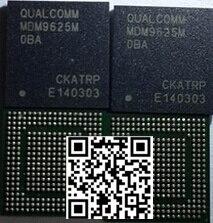 1 Satz/los Mdm9625m Oba Basisband Chip Für Iphone 6 Iphone6 Plus 4g Lte Chip Modem Prozessor Mit 1 Stücke Bga Reballing Reball Schablone