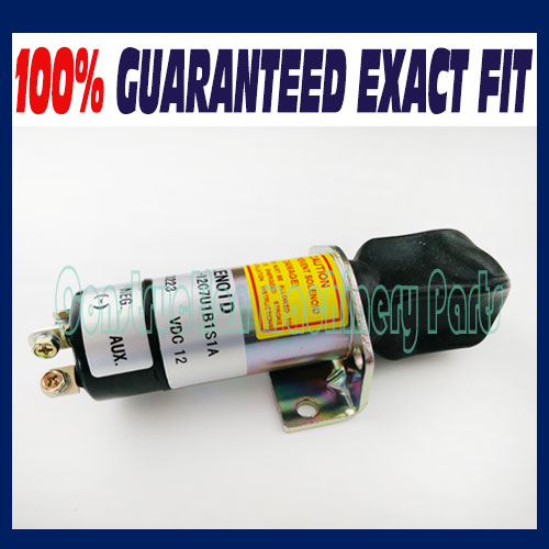 Fast free shipping, Woodward Stop Solenoid 1502-12C7U1B1S1A 1500-2085 12V 1502 12a6u1b1 for solenoid 1500 2004 12v 1502