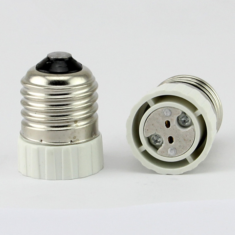 buy e27 to mr16 lamp holder adapter converter mr16 led light lamp. Black Bedroom Furniture Sets. Home Design Ideas