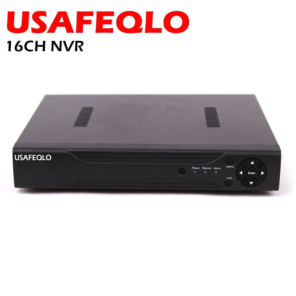 Herrlich 1080 P Nvr 16ch Onvif 1080 P P2p Server Metall Nvr Familie Hause Wirtschafts Cctv Netzwerk Video Recorder Suport 5mp Ip Kamera 16ch 1080 P