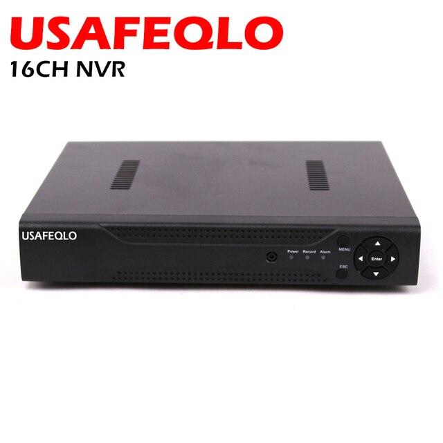 1080P NVR 16CH Onvif 1080P P2P server Metal NVR Family home economic ...