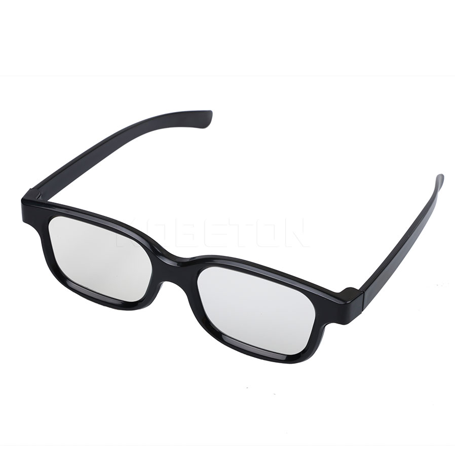Design Plastic 3D Stereo <font><b>Glass</b></font> VISION <font><b>Glasses</b></font> <font><b>Viewer</b></font> Game Movies <font><b>Glasses</b></font> for Samsung <font><b>Smart</b></font> TV for SONY for LG For Sharp