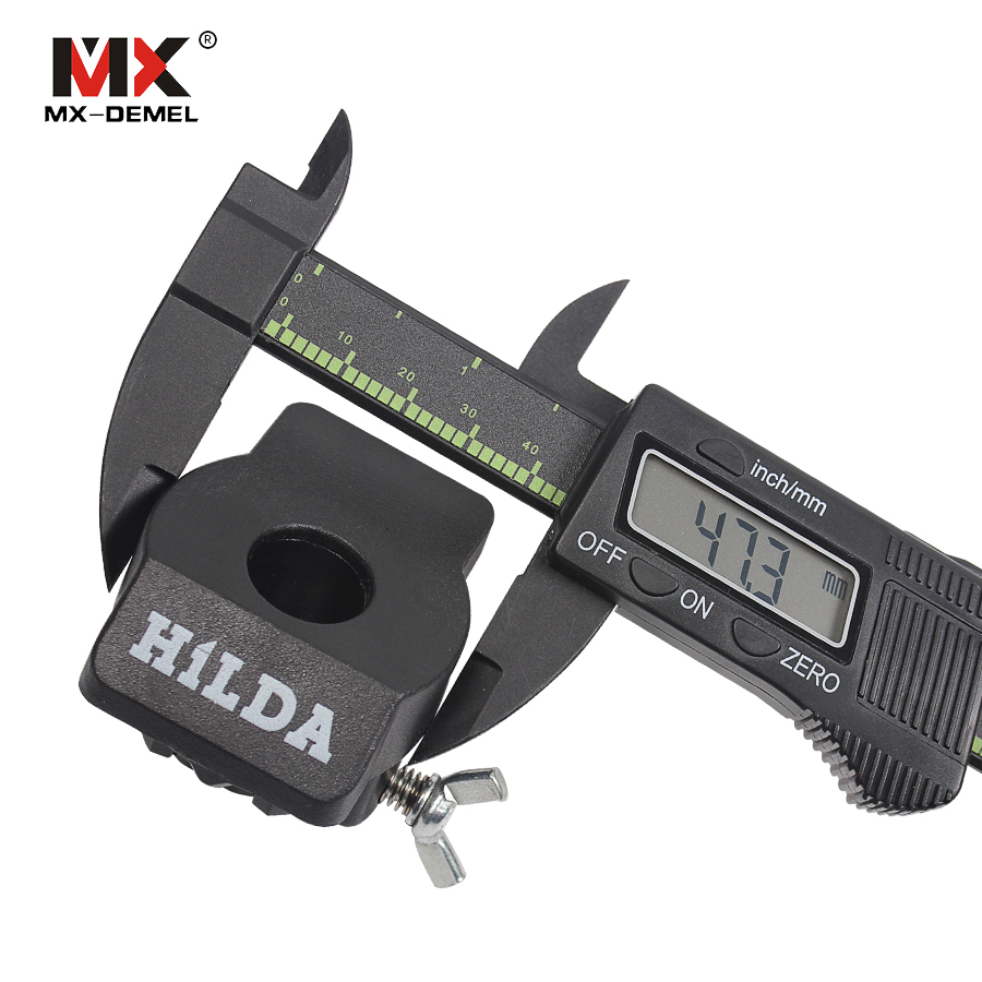 Digital Ruler Electronic Micrometer LCD Precision Calibre Measuring Tool 150mm
