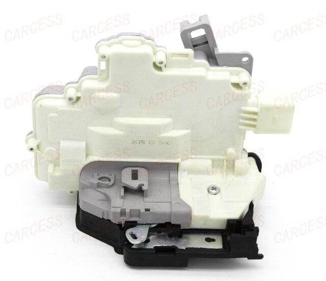 OE 3C4839016A REAR RIGHT CENTRAL DOOR LOCK LATCH ACTUATOR MECHANISM FIT FOR VW PASSAT B6 SKODA SUPERB A4 A5 Q5 Q7 TT