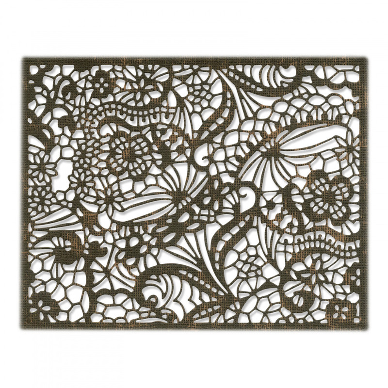 2019 New Arrival Metal Cutting Dies and Scrapbooking For Paper Making Intricate Lace Embossing Stamps Frame Card Craft