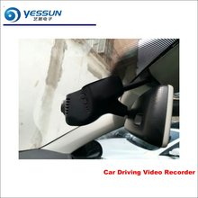 YESSUN Car Dvr Camera Driving Video Recorder For Volkswagen VW Touareg 20122017  Camera AUTO Rearview Camera Dash CAM   WIFI все цены