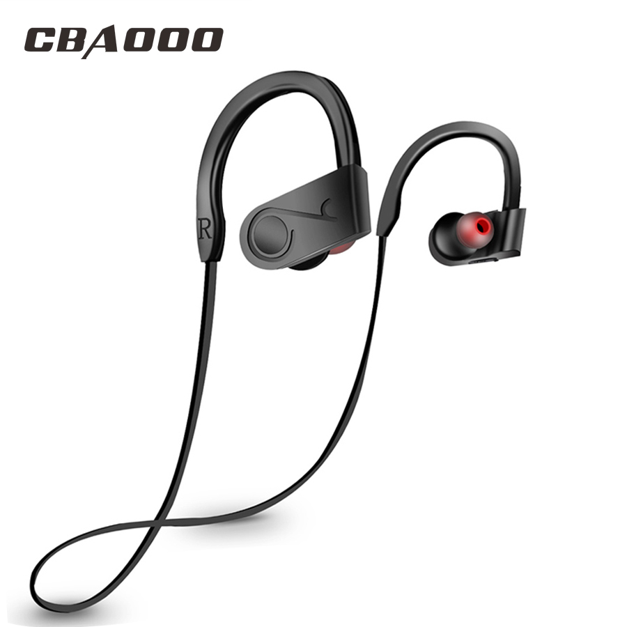 7~8hours Bluetooth Earphone Wireless bluetooth headphone Sport Headset Stereo Earbuds Music earpiece With microphone for phone