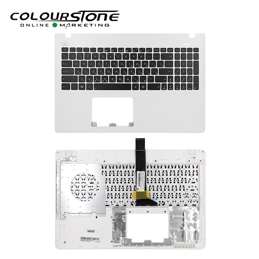 New for Asus X550L X550LA X550LAV X550LB US Keyboard White Palmrest C Cover