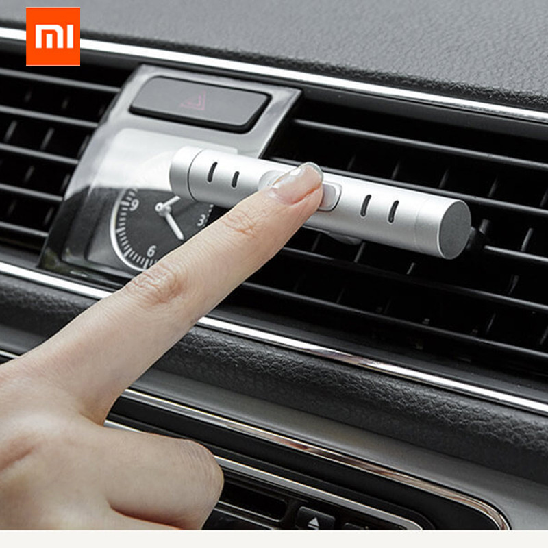 Xiaomi GUildford Car Incense Diffuser Mi Air Freshener Perfume Clamp Auto Vent Fragranc Luxury Car Air Conditioning Vent Clip