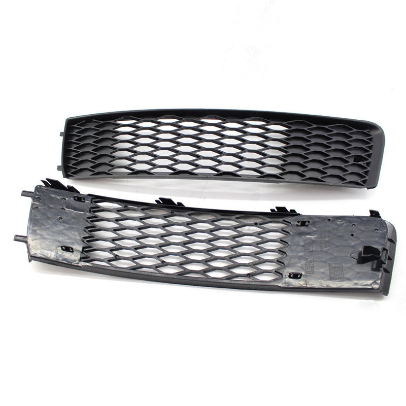 Car Front Bumper Grille Grill-Outer Grille Left & Right Fit For 2010-2015 AUDI Q7Car Front Bumper Grille Grill-Outer Grille Left & Right Fit For 2010-2015 AUDI Q7