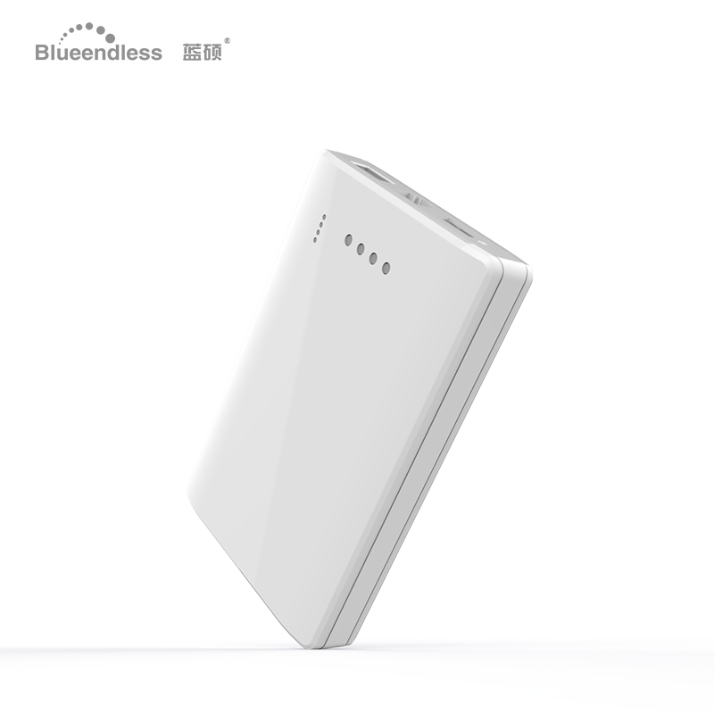 Blueendless 4000MAH Powerbank 2 5 HDD Enclosure Hard Disk SATA USB 3 0 Wifi Repeater 300MBPS