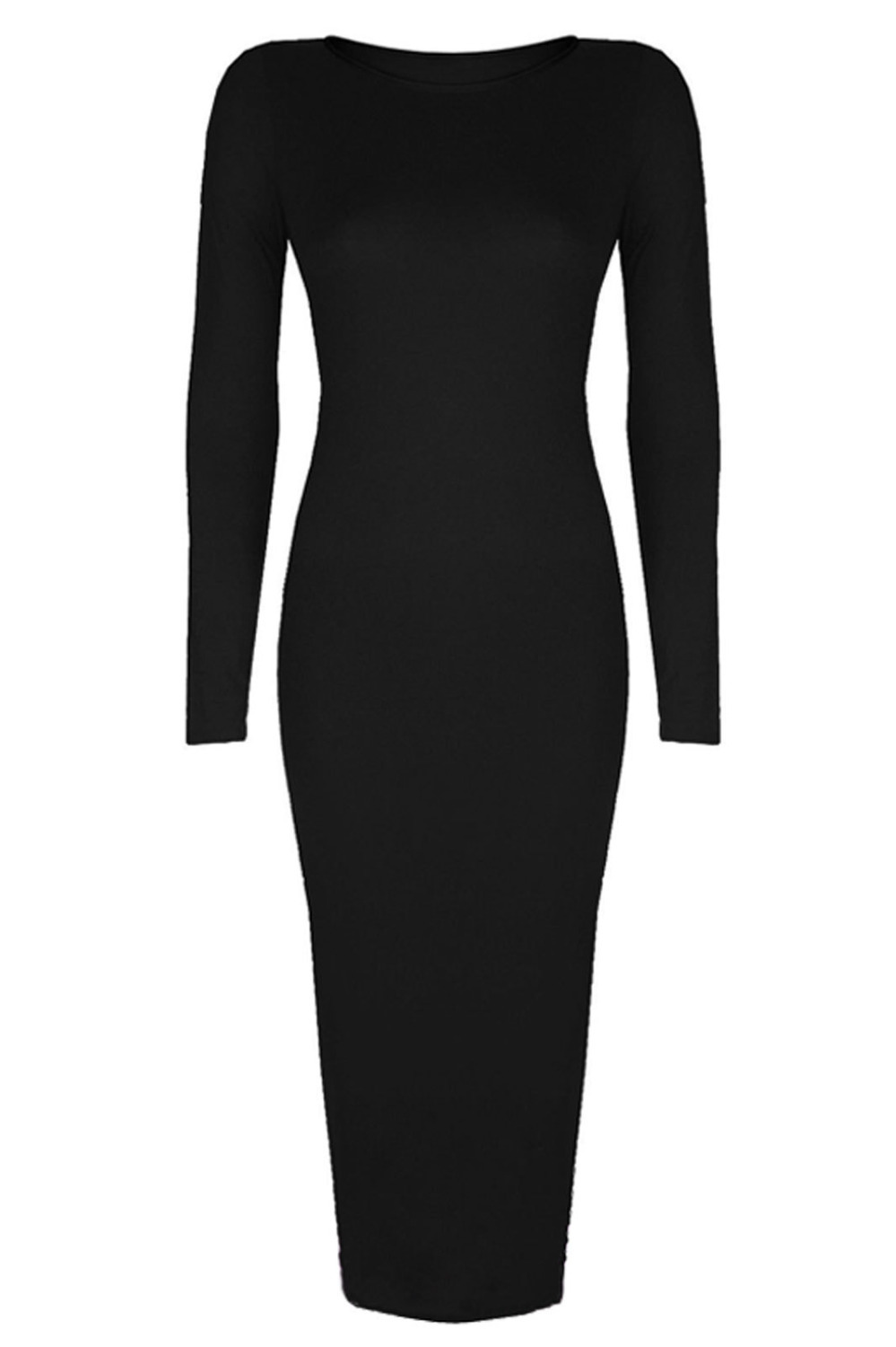 Collection Mid Calf Bodycon Dresses Pictures - Reikian