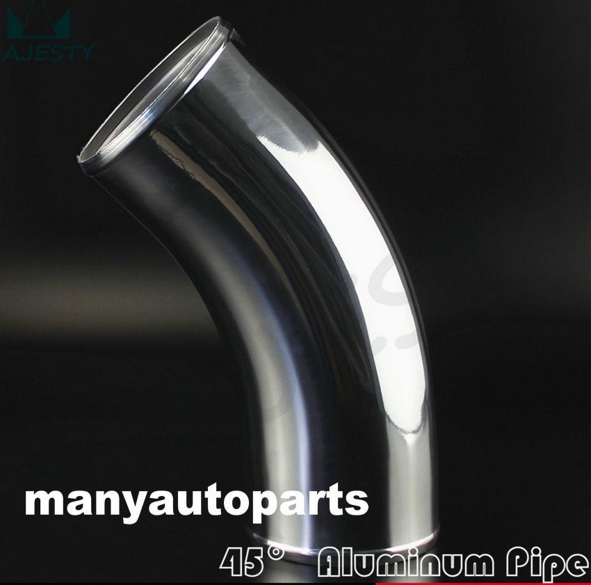 2 Inch OD Intercooler Kit Universal Pipe Piping 120 Degree