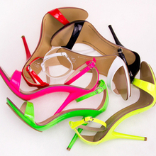 New arrived Vogue 7Color women T-stage Clasic Dancing High Heel Sandals/party we