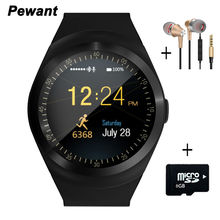 2017 usable dispositivos pewant pw05 smart watch inteligente android bluetooth salud 4.0 smartwatch sincronización deporte para xiaomi huawei teléfono