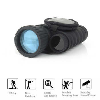 ZIYOUHU WG-650 HD 6X50 Infrared Digital Night Vision Device Tactical IR Vision Night Monocular with Video function For Hunting - DISCOUNT ITEM  39 OFF Sports & Entertainment